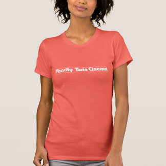 Varsity Twin Cinema Women's Tee (Choice of colors)