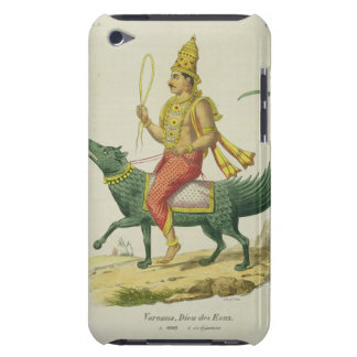 Varuna, God of the Oceans, engraved by Charles Eti iPod Touch Cases