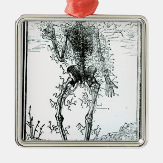Vascular System of the Body Christmas Ornament