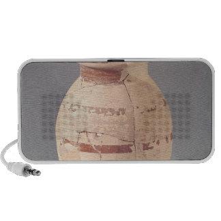 Vase 4th-3rd century BC Notebook Speakers