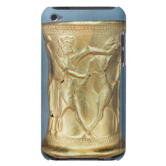 Vase decorated with mythological creatures, Persia Barely There iPod Covers