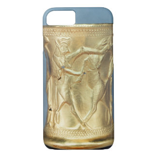 Vase decorated with mythological creatures, Persia iPhone 8/7 Case