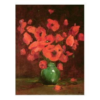Vase of Flowers 2 Postcard
