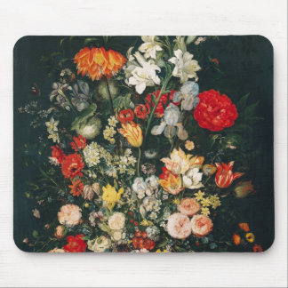 Vase of Flowers Mousepad