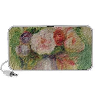 Vase of Flowers (oil on canvas) Speaker System