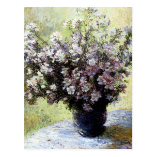 Vase of Flowers Postcard