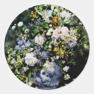 Vase of Flowers Stickers
