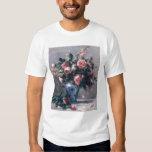 Vase of Roses Tee Shirt