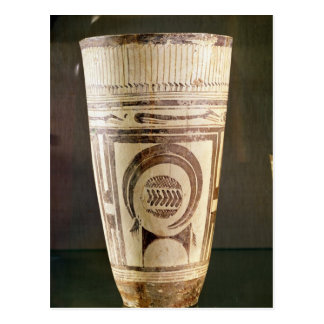 Vase, Style I, from Susa, Iran, 5000-4000 BC Postcard