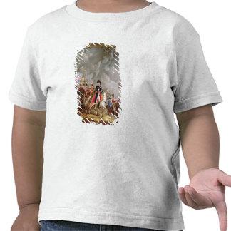 Vase with depiction of Wellington T Shirt