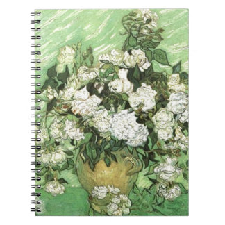 Vase with Roses - Van Gogh Notebooks
