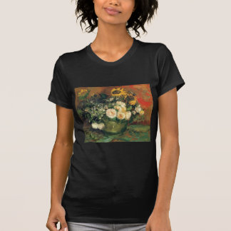 """""""Vase with Sunflowers, Roses and Other Flowers"""" Shirt"""