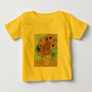 Vase with Twelve Sunflowers by Van Gogh Shirt