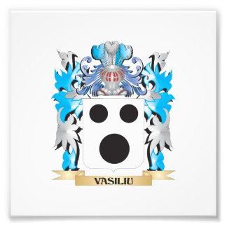 Vasiliu Coat of Arms - Family Crest Photo