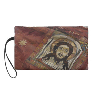Vasily Surikov-'The Conquest of Siberia by Yermak' Wristlet Clutches