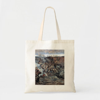 Vasily Surikov:The Conquest of Siberia by Yermak Bags