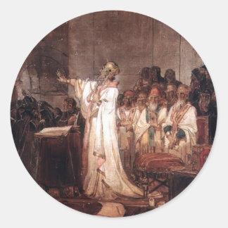 Vasily Surikov-Third Ecumenical Council of Ephesus Stickers