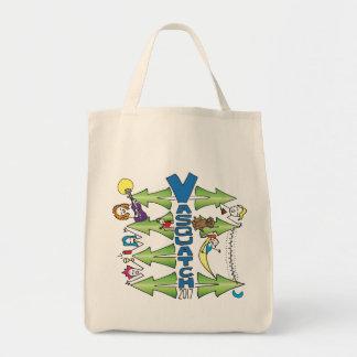 Vasquatch 2017 - Grocery Tote