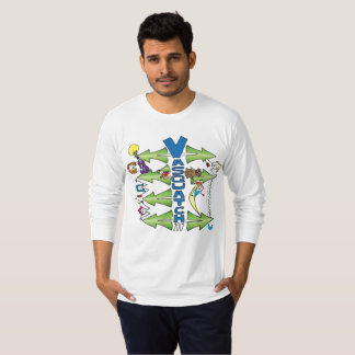 Vasquatch 2017 - Men's Long Sleeved T-Shirt