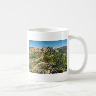 Vasquez Rocks View Coffee Mug