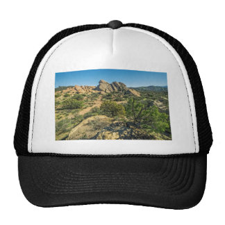 Vasquez Rocks View Hats