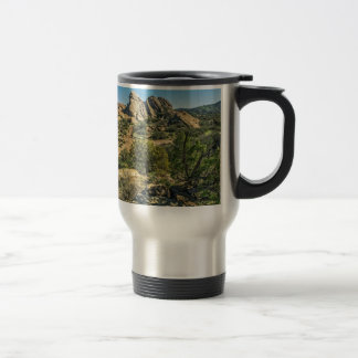 Vasquez Rocks View Mug