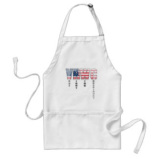 Vast Right Wing Conspiracy Faded.png Adult Apron