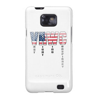 Vast Right Wing Conspiracy Faded.png Samsung Galaxy S2 Cover