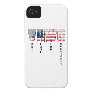 Vast Right Wing Conspiracy Faded.png iPhone 4 Cover
