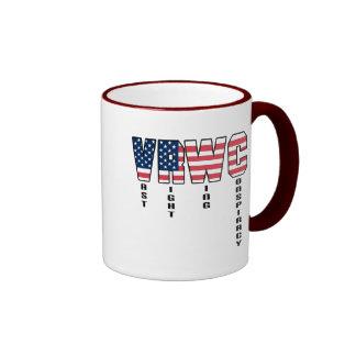 Vast Right Wing Conspiracy Ringer Mug