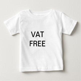 vat free infant baby tshirt t shirt