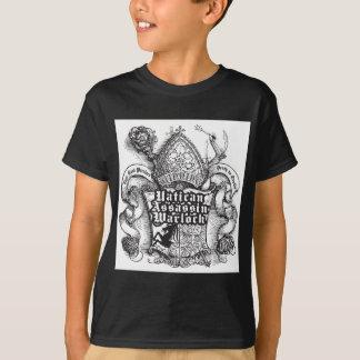 Vatican Assassin Warlock Tee Shirts