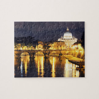 Vatican Bridge Of Angels Jigsaw Puzzle