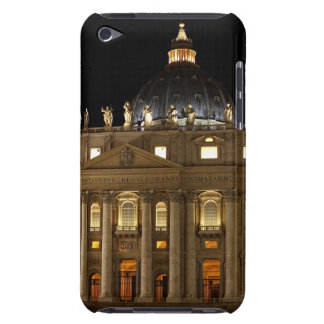 Vatican City Basilica at Night iPod Touch Cases