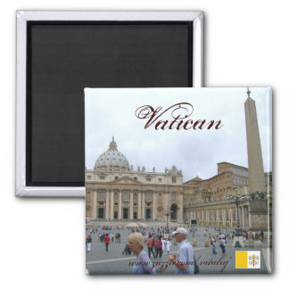 Vatican city Italy cool magnet