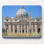 Vatican City Mousemat