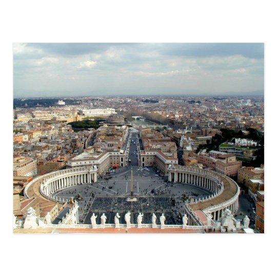 Vatican City Post Card