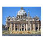 Vatican City Postcards