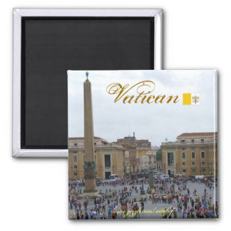 Vatican Italy cool magnet design