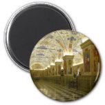 vatican museum art 6 cm round magnet