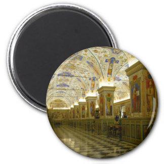 vatican museum art magnet