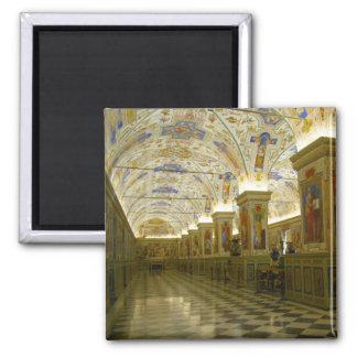 vatican museum magnet