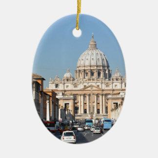 Vatican, Rome, Italy Christmas Ornament