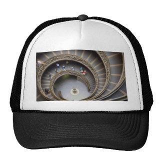 Vatican, stairway to heaven, Rome, Italy Hats