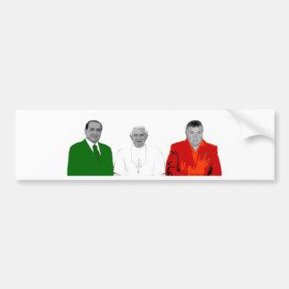 Vatican State Mafia Bumper Sticker