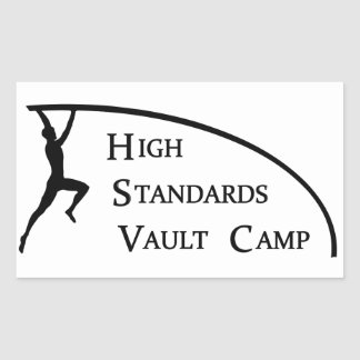 Vault Camp bumber sticker