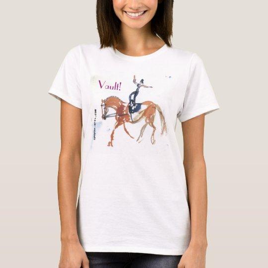 Vault, Vaulted T-Shirt