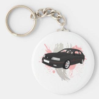 Vauxhall Cavalier SRI Key Ring