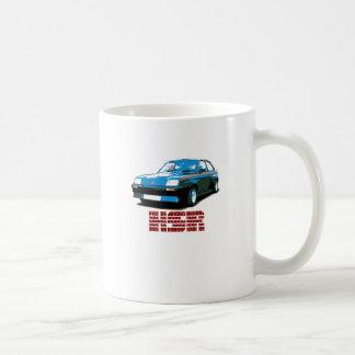 Vauxhall Chevette HSR Coffee Mug