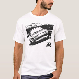 Vauxhall Firenza Droop Snoot t-shirt